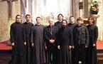 Visite à Auvers-sur-Oise et rencontre avec Mgr Jean-Yves Riocreux, évêque de Pontoise