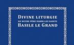 Parution: Liturgie de S. Basile le Grand (en français, format de poche)