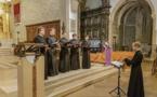 Voyage au Portugal: liturgie à la paroisse orthodoxe et concert à la cathédrale de Faro