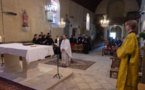 Liturgie à Quincy