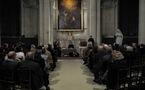 Conférence du recteur à Notre-Dame de Versailles