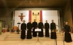 Le chœur des séminaristes a donné un concert à Chaumont