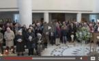 La paroisse Saint-François-Xavier à notre liturgie à Paris (reportage vidéo)
