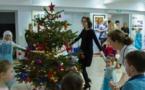 """Reportage vidéo sur la fête du nouvel an de notre école """"Phénix"""""""