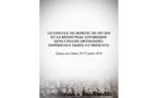 """Colloque: """"LE CONCILE DE MOSCOU DE 1917-1918 ET LE RENOUVEAU LITURGIQUE DANS L'ÉGLISE ORTHODOXE"""", 26-27 janvier 2018"""