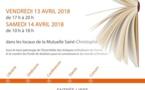 Le Séminaire orthodoxe russe participera au 3e Salon du livre orthodoxe
