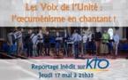 """""""Les Voix de l'Unité. L'œcuménisme en chantant"""". Reportage de KTO sur le disque commun de notre Séminaire et du Séminaire Saint-Sulpice"""