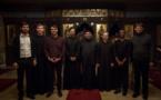 REPORTAGE: La liturgie en français chantée à la manière byzantine-grecque
