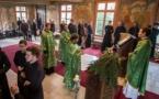 Fête de sainte Geneviève au Séminaire