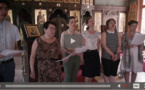 """L'""""Hymne des Chérubins"""" chantée par le choeur des laïcs de notre Séminaire"""
