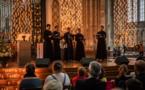 Concert du chœur de notre Séminaire dans la Cathédrale d'Amiens