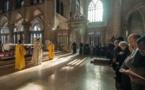 """""""Personne n'allume une lampe pour la recouvrir d'un pot ou pour la mettre sous un lit"""", homélie à la Basilique Saint-Rémi de Reims"""