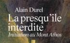 La réédition en version de poche du livre d'Alain Durel, La presqu'île interdite, Albin Michel, 2010