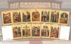 Le Séminaire publie des cartes postales avec les icônes de son iconostase