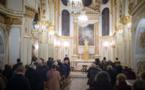 Vêpres à l'église Saint-Médard de Brunoy