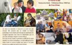 Les soeurs du monastère Saint-Élisabeth de Minsk organisent des ventes de charité dans des paroisses de Paris