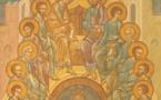 Effondrement des murs, entrée dans la cité de Dieu. Homélie pour la Pentecôte 2016