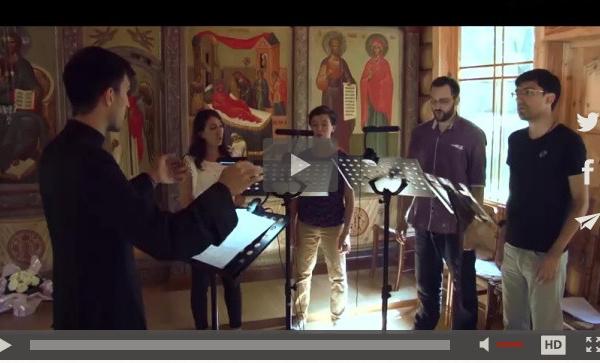 Liturgie avec des élèves des conservatoires franciliens