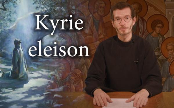 """""""SCHOLIES"""" par Alexandre Siniakov. Emission 7 - """"Kyrie eleison"""""""
