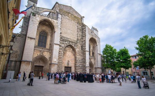 Film sur notre pèlerinage dans le diocèse de Toulon