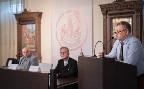 Enregistrement vidéo des exposés en français au colloque du Séminaire sur la philosophie des sciences